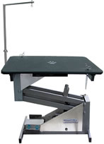 Groomers Best 48 Electric Table With 180 Degree Arm