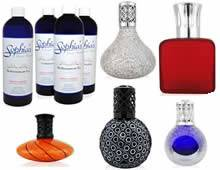 Sophia Redolere Fragrance, Lamps, Wicks